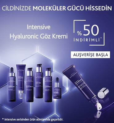 Intensive Hyaluronic Göz Kremi %50 indirimli