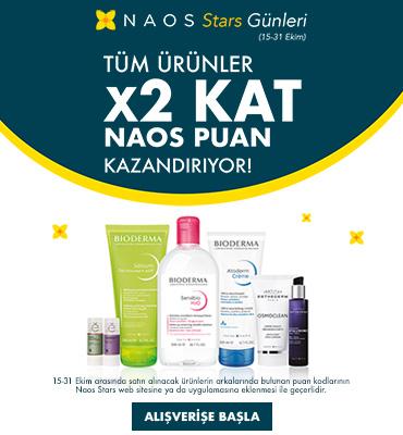 x2 Kat NAOS Puan Kazanma Fırsatı