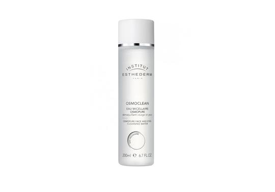 Institut Esthederm Osmopure Face & Eyes Cleansing Water 200 ml | Naos