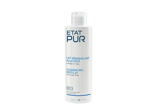 Etat Pur Cleansing Milk Gentle pH 200 ml | Naos