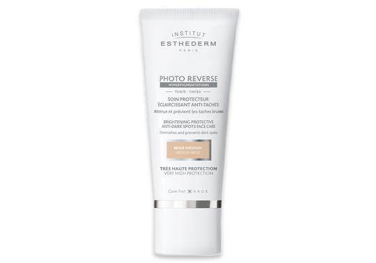 Institut Esthederm Photo Reverse Tinted Medium Beige 50 ml | Naos