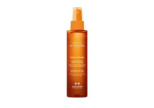 Institut Esthederm Sun Oil Moderate Sun 150 ml | Naos