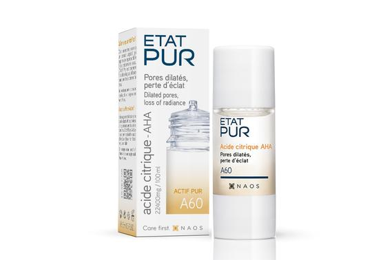 Etat Pur Citric Acid - AHA 15 ml | Naos