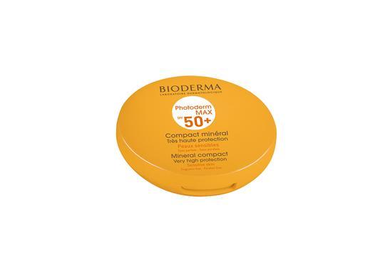 Bioderma Photoderm Max Mineral Compact Light SPF 50+ 10 gr   Naos