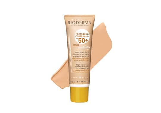 Bioderma Photoderm Cover Touch SPF 50+ 40ml | Naos