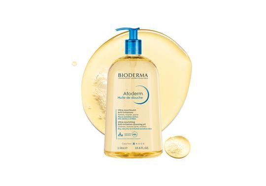 Bioderma Atoderm Shower Oil 1 L   Naos