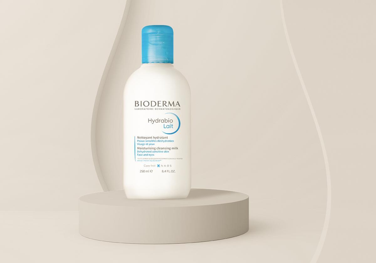 Bioderma Hydrabio Milky Cleanser 250 ml | Naos