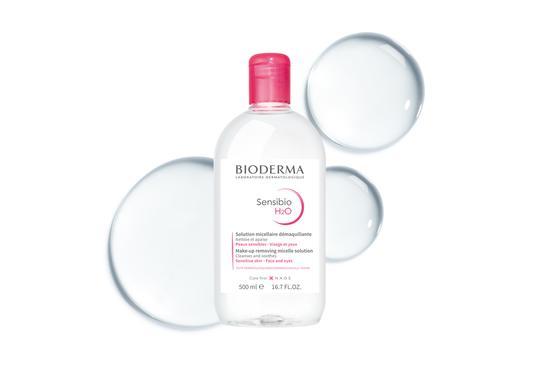 Bioderma Sensibio H2O 500 ml | Naos