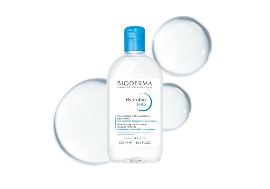 Bioderma Hydrabio H2O 500 ml | Naos