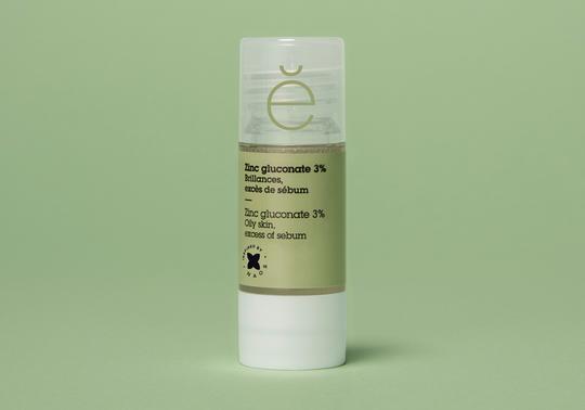 Etat Pur Pure Active Zinc Gluconate %3 15 ml | Naos