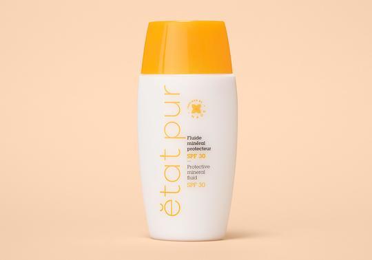 Etat Pur Protective Mineral Fluid SPF 30 40 ml | Naos